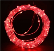 12V 10M Copper Wire LED String Light-White Color