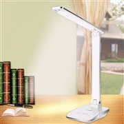Rechargeable led Table Lamp foldable color temperature changeable with touch dim